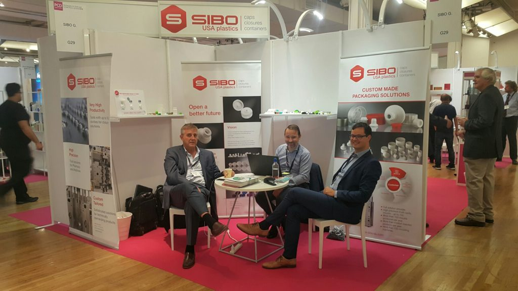 SIBO GROUP is at PDC New York