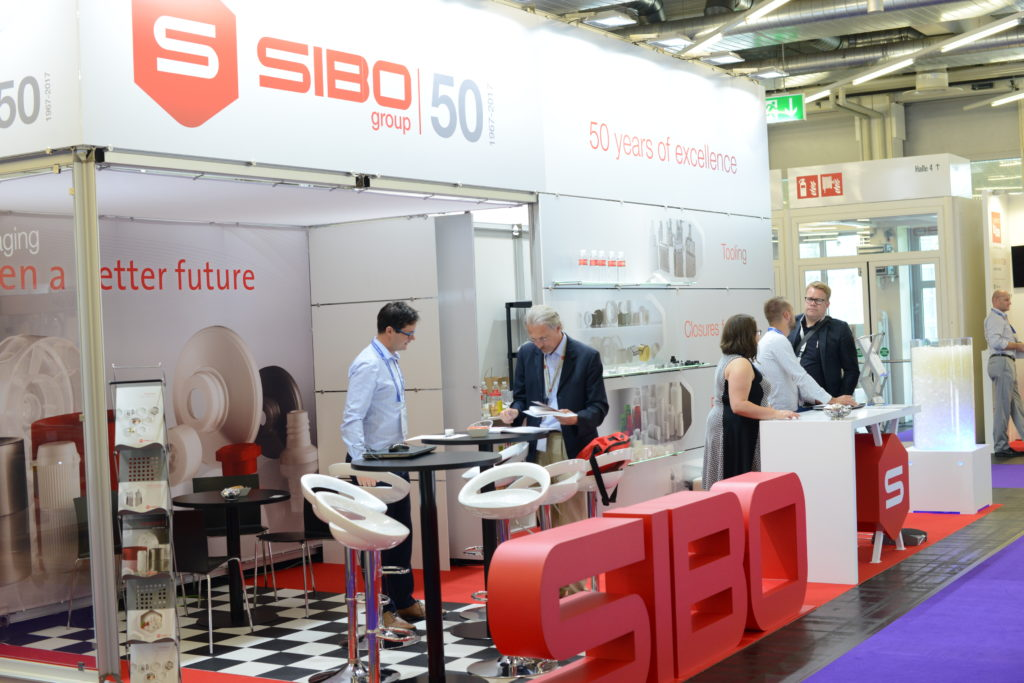 SIBO GROUP is at cosmetic business München